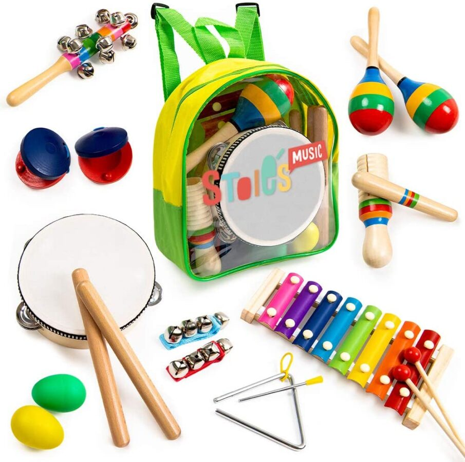 Educational music instruments