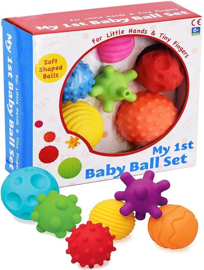 Sensory Soft Balls