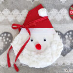 Santa Claus Craft for Kids
