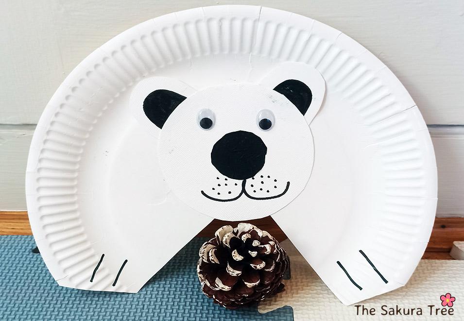 Polar Bear Craft for Kids