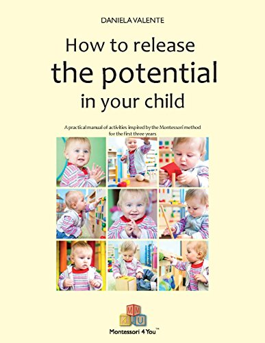 Daniela Valente book - How to release the potential in your child